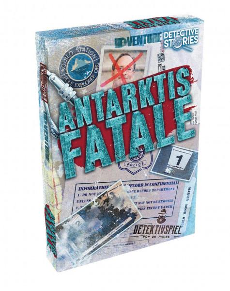 Detective Stories - Fall 2:  Antarktis Fatale