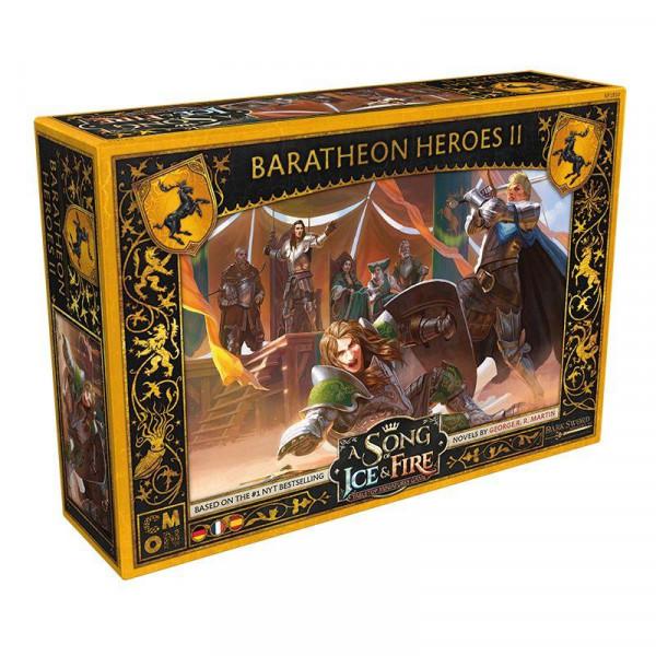 A Song of Ice & Fire - Baratheon Heroes #2 (Helden von Haus Baratheon II)
