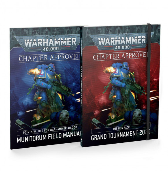 W40K Chapter Approved Englisch