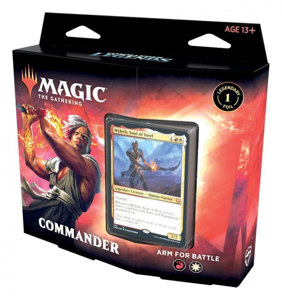 Magic: Commander Legends Commander Deck - Arm for Battle
