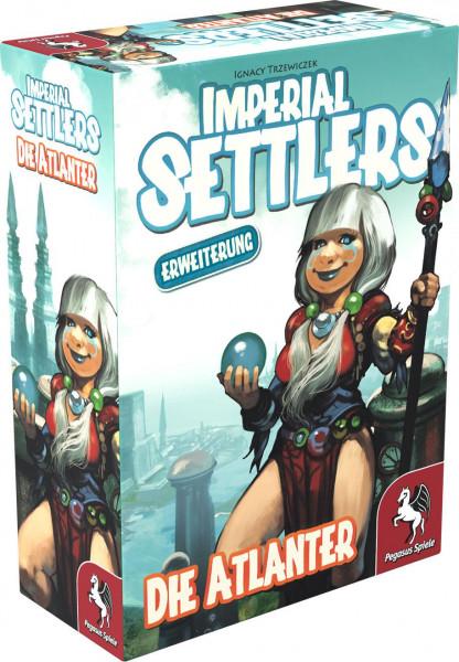 Imperial Settlers - Die Atlanter (Erweiterung)