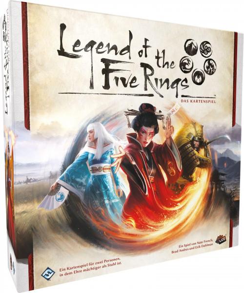 Legend of the 5 Rings: LCG - Grundspiel