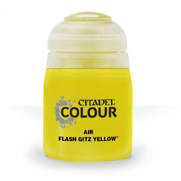 Farben Air 24ml: Flash Gitz Yellow