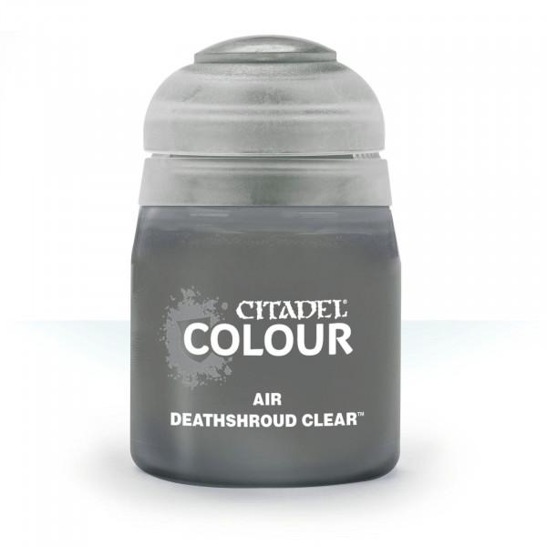 Farben Air 24ml: Deathshroud Clear