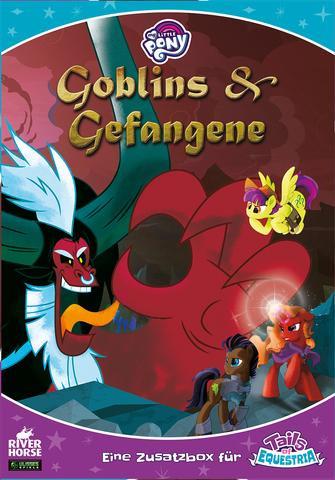 My little Pony - Tails of Equestria: Goblins & Gefangene