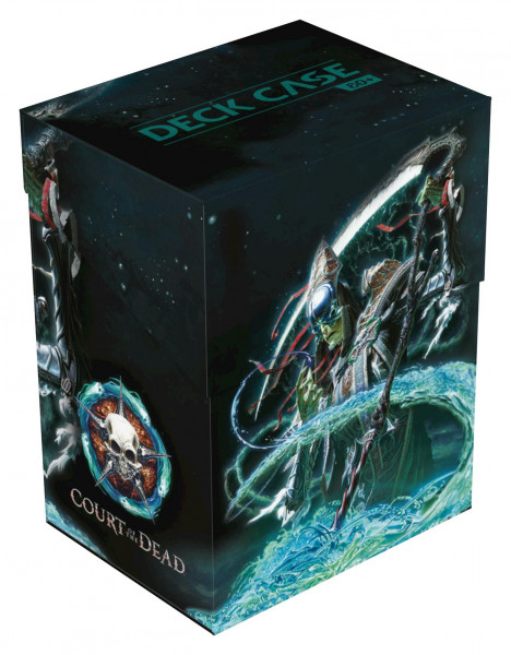 Court of the Dead Deck Case 80+ - Death I