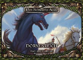 DSA 5 - Spielkartenset Das Dornenreich
