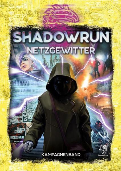 Shadowrun 5: Netzgewitter
