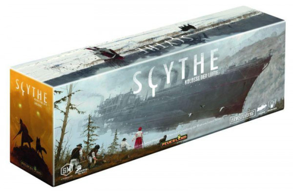 Scythe - Kolosse der Lüfte