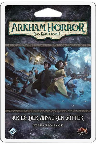 Arkham Horror: LCG - Krieg der Äußeren Götter - Szenario-Pack