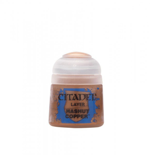 Farben Layer: Hashut Copper