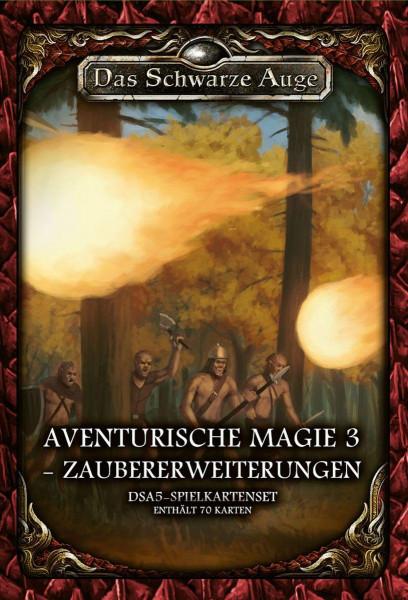 DSA 5 - Spielkartenset Aventurische Magie 3 - Zaubererweiterung