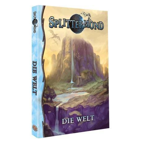 Splittermond - Die Welt - Softcover