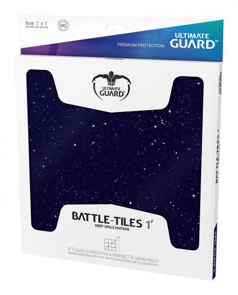 Ultimate Guard Play Mat Battle Tiles 1  Deep Space 30 x 30 cm