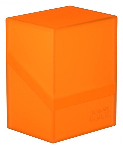 Ultimate Guard Boulder Deck Case 80+ Standardgröße Poppy Topaz