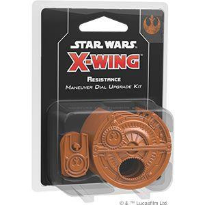 Star Wars: X-Wing: 2 Edition - Resistance Maneuver Dial Upgrade Kit