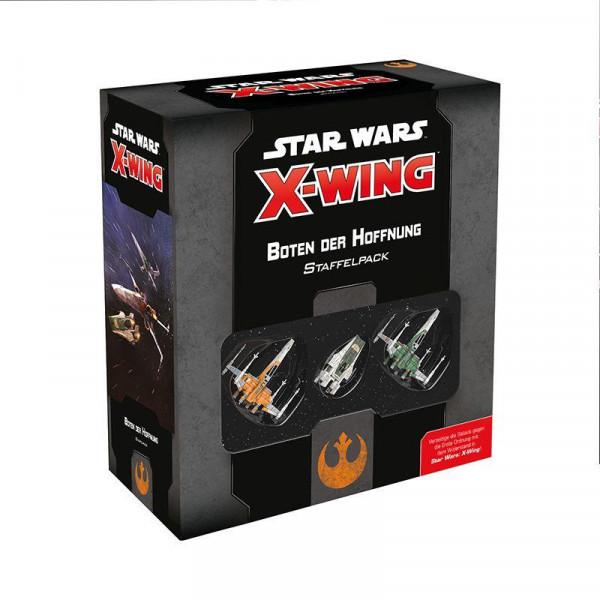 Star Wars: X-Wing: 2 Edition - Boten der Hoffnung