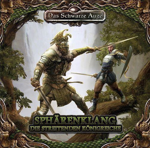 DSA 5 - Sphärenklang - Die Streitenden Königreiche Audio CD