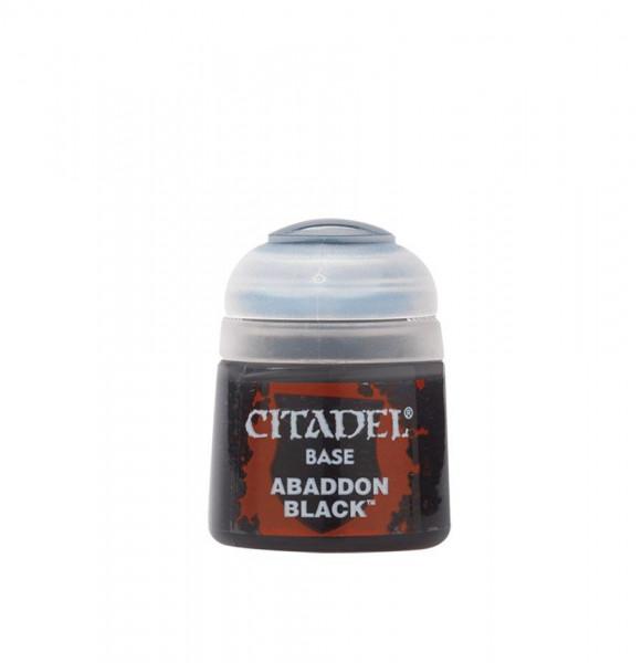 Farben Base: Abaddon Black