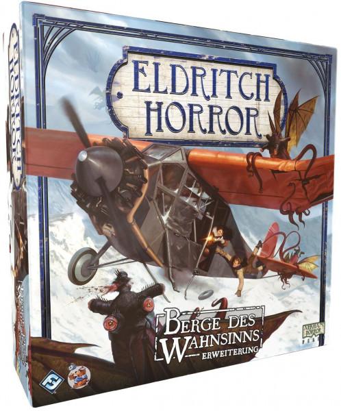 Eldritch Horror: Berde des Wahnsinns Erweiterung