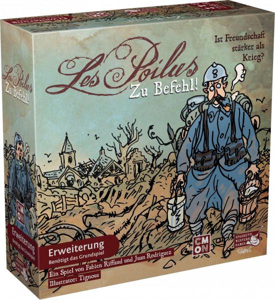Les Poilus - Zu Befehl! 1. Erweiterung