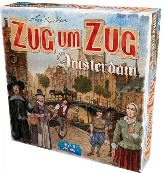 Zug um Zug - Amsterdam