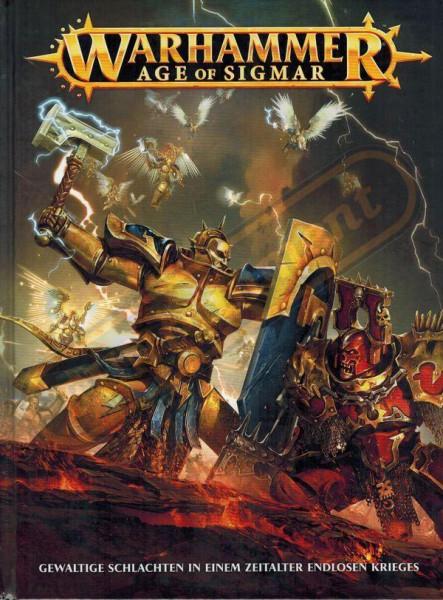 Warhammer Age of Sigmar Buch