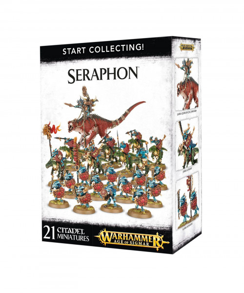 Start Collecting! Seraphons