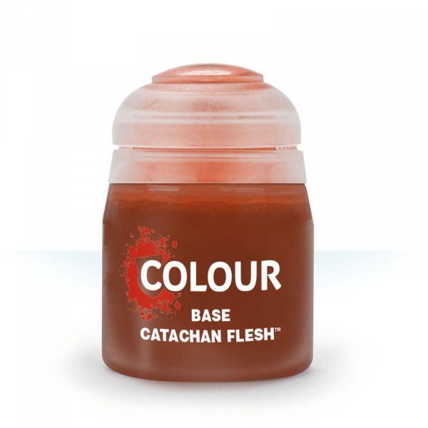 Farben Base: Catachan Fleshtone