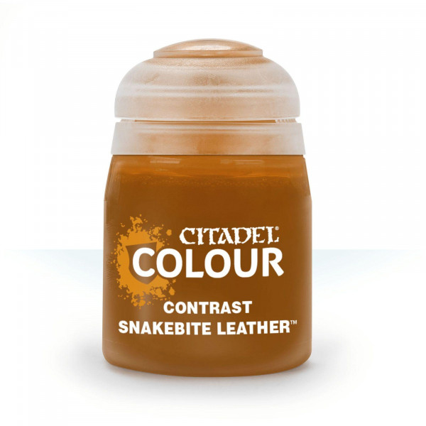 Farben Contrast: Snakebite Leather