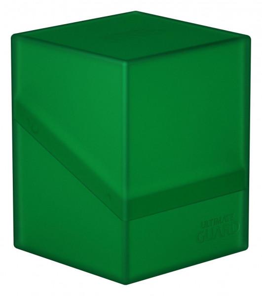 Ultimate Guard Boulder Deck Case 100+ Standardgröße Smaragd