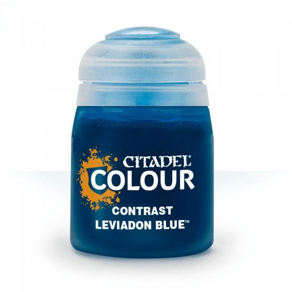 Farben Contrast: Leviadon Blue