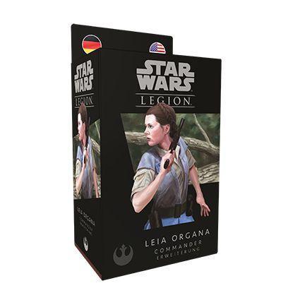 Star Wars: Legion - Leia Organa