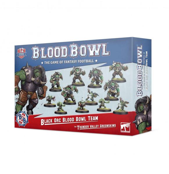 Blood Bowl Black Orc Team