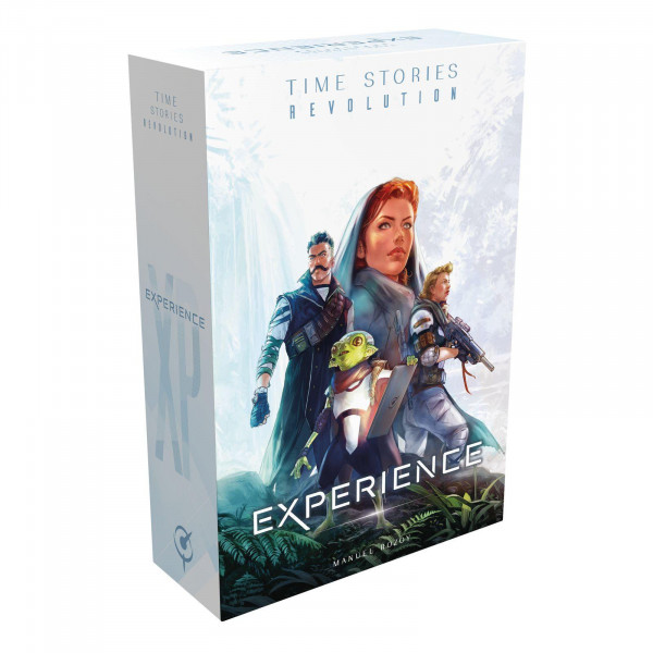 TIME Stories - Revolution - Experience