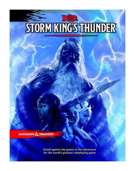 D&D Next Adventure Storm King's Thunder