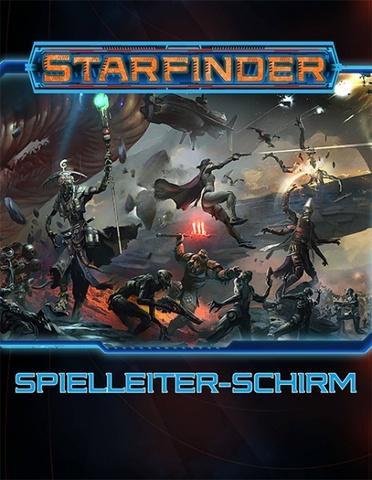 Starfinder Spielleiterschirm