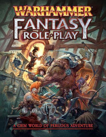 Warhammer Fantasy Roleplay Regelwerk