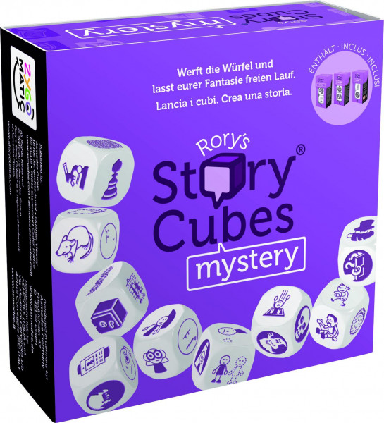Rory´s Story Cubes Mystery