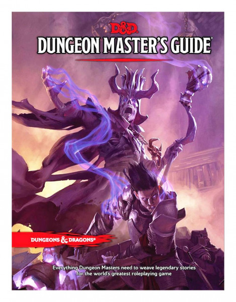 D&D Next Dungeon Master´s Guide