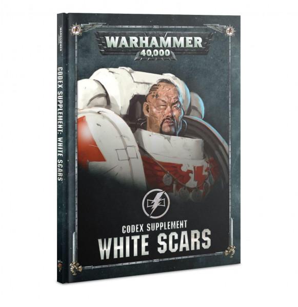 W40k Codex - Ergänzung White Scars