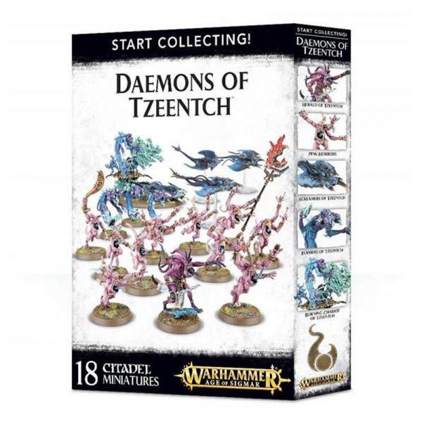 Start Collecting! Deamons of Tzeentch