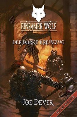 Einsamer Wolf 15 - Der Darke-Kreuzzug
