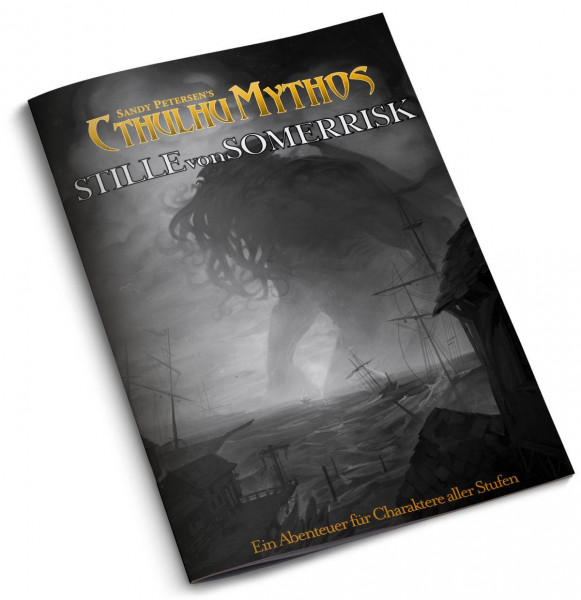 Cthulhu Mythos - 5. Edition - Stille aus Sumerrisk