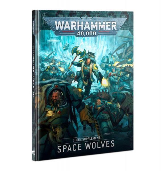 W40k Codex Space Wolves englisch