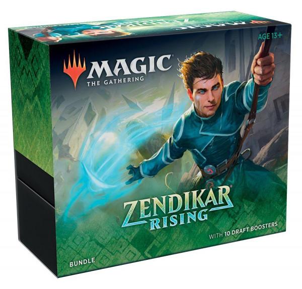 Magic: Zendikar Rising Bundle Englisch