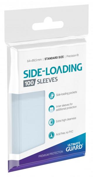 Ultimate Guard Precise-Fit Side-Loading Sleeves Standardgröße (100)
