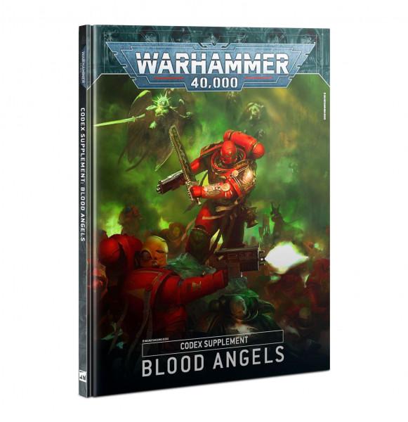W40k Codex Blood Angels englisch