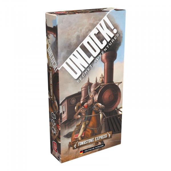 Unlock! - Tombstone Express - (Einzelszenario)