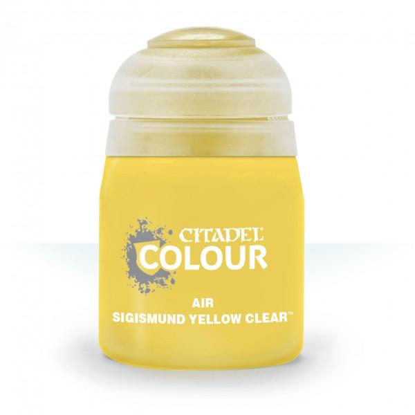 Farben Air 24ml: Sigismund Yellow Clear